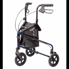 Carex From: A33200 To: A33300 - Two Wheeled Walker With Seat Trio Rolling