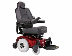 EV Rider From: ALLURE To: ALLURE-RT - Allure Hp6 (power Wheelchair) Rt Hp6rt