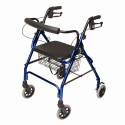 Graham-Field - RJ4300-MWH - Wheel Only for Lumex Rollator (Our #11045 Series)  Each