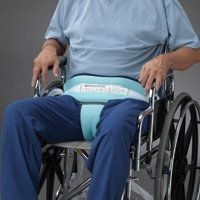 Posey - From: 4125C To: 4125L - Wheelchair Safety Belt
