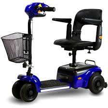 Shoprider - TE-787NA - Portable-Extendable Frame Scooter-Scootie